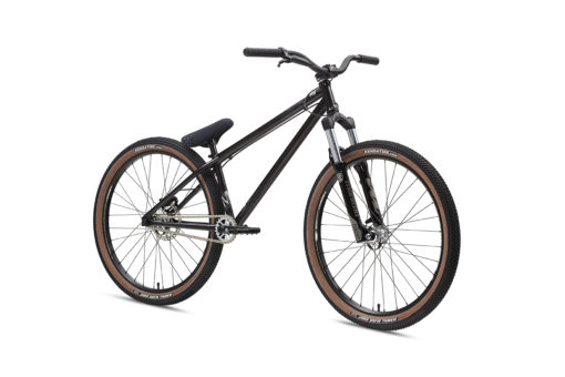 NS BIKES METROPOLIS 2 CROMOLY DIRT JUMP - ADVANCED